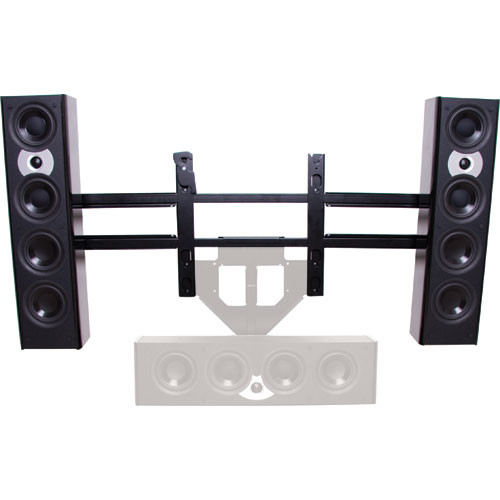 Chief PACLR1 Flat-Panel Left/Right Speaker Adapter