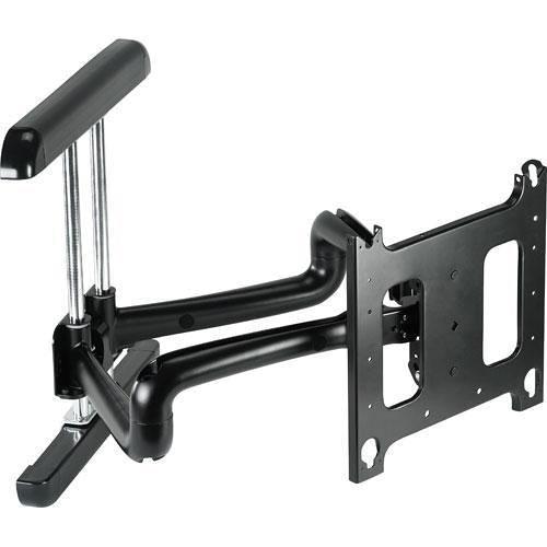 Chief Flat Panel Dual Swing Arm Wall Mount (Black)