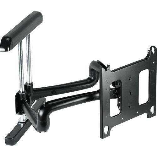 Chief Large Flat Panel Swing Arm Wall Mount (Black)