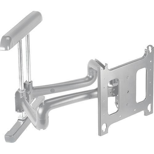 Chief Large Flat Panel Swing Arm Wall Mount (Silver)