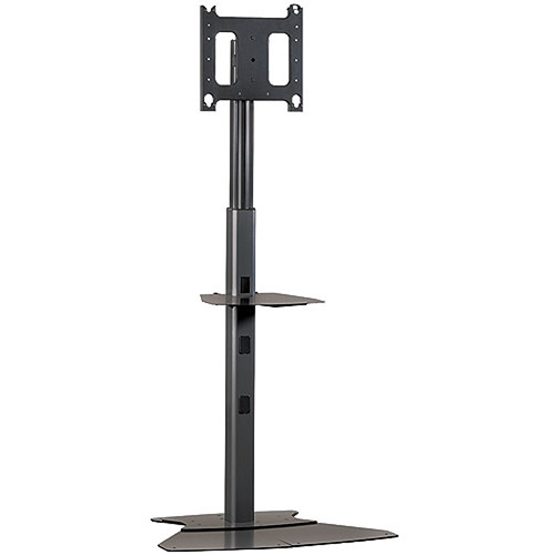 Chief PF1-UB Flat Panel Display Floor Stand (Black)
