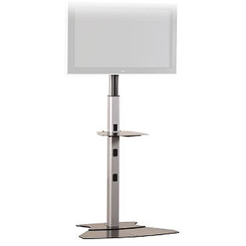 Chief PF1-US Flat Panel Display Floor Stand (Silver)