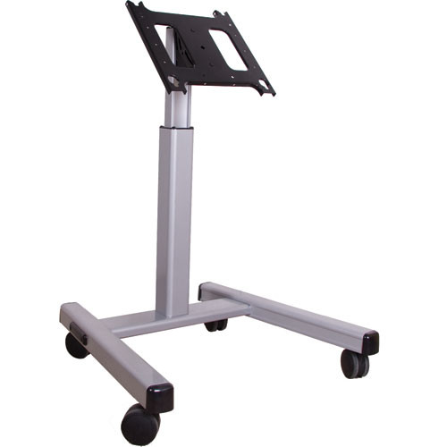 Chief PFM-US Confidence Monitor Cart (Silver)