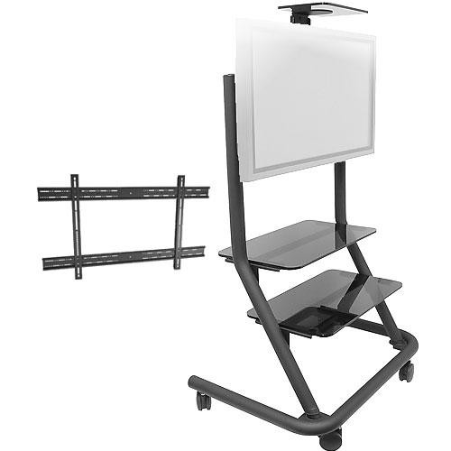 Chief PPCKU Presenters Cart Kit (Black)