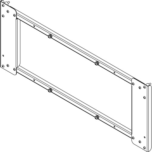 Chief PSB-2458 Custom Interface Bracket for Large Flat Panel Mounts