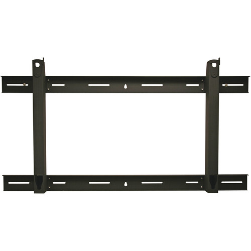 "Chief PSMH-2485  Heavy Duty Custom Fixed Wall Mount (up to 103"" +) (Black)"