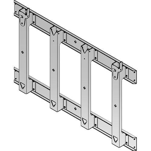 "Chief PSMH2682  Heavy-Duty Custom Fixed Wall Mount (up to 103"")"