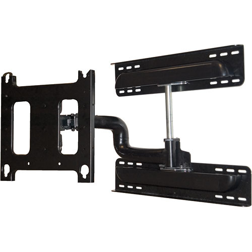 "Chief Flat Panel Swing Arm Wall Mount for 42-65"" Displays (Black)"