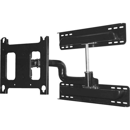 Chief Universal Flat Panel Steel Stud Swing Arm Wall Mount (Silver)