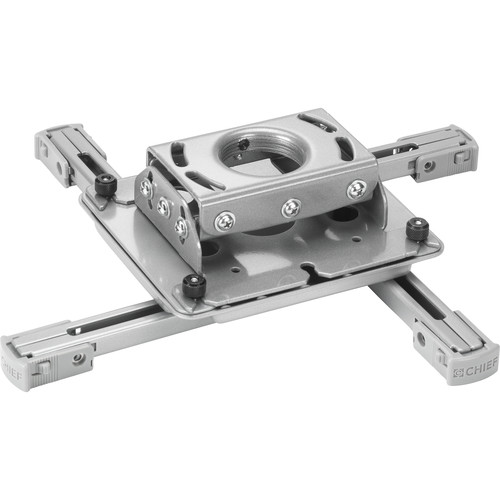 Chief RPAUS Inverted LCD/DLP Projector Ceiling Mount (Silver)