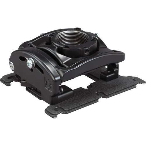 Chief RPMC-O Elite Security Ceiling Mount for Projectors (Black)