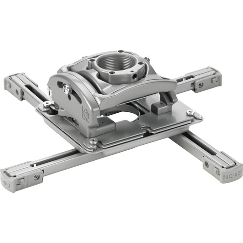 Chief RPMC-US Elite Ceiling Mount for LCD, DLP and CRT Projectors (Silver)