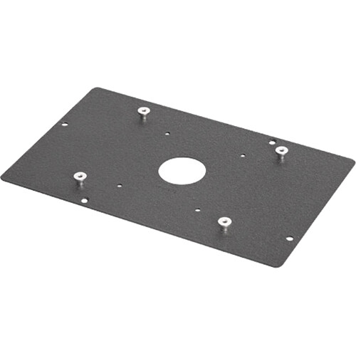 Chief SLM281 Custom Projector Interface Bracket for RPM Projector Mount (Black)