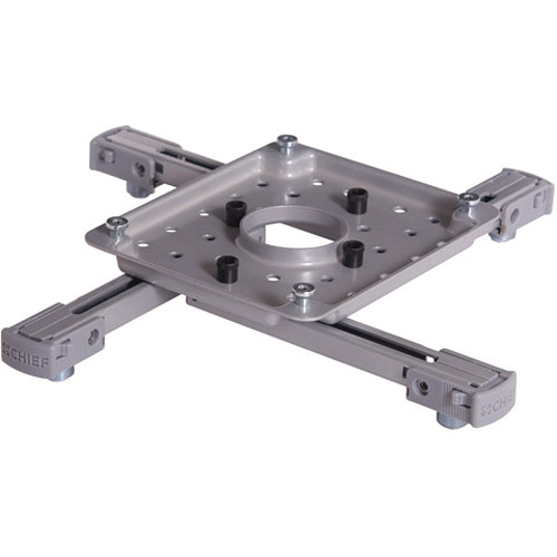 Chief SLMOS Universal Interface Bracket (Silver)