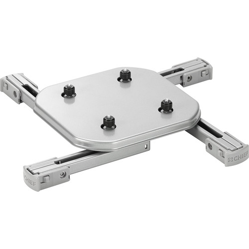 Chief SSBUS Universal Interface Bracket (Silver)