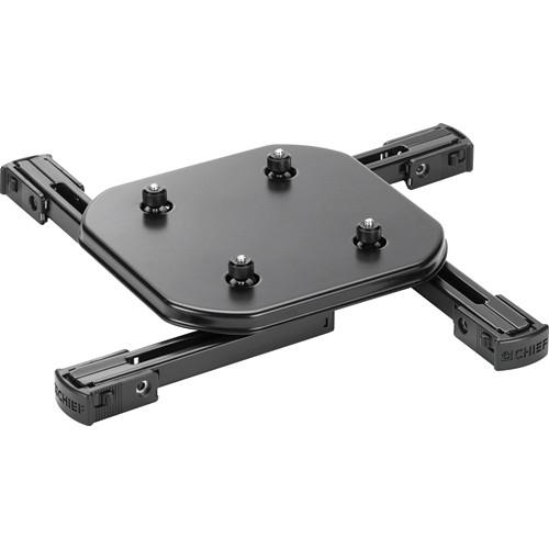 Chief SSBU Universal Interface Bracket (Black)
