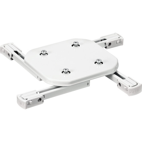 Chief SSMUW Universal Projector Interface Bracket (White)