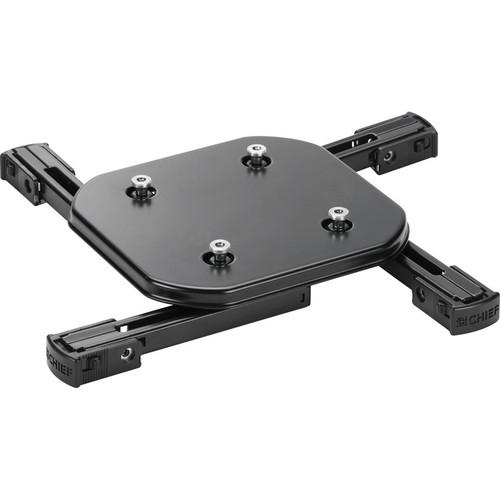 Chief SSMU Universal Projector Interface Bracket (Black)