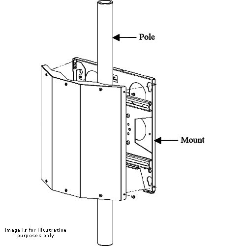 Chief Finishing Cover for TPS Static Mount - TPA-100