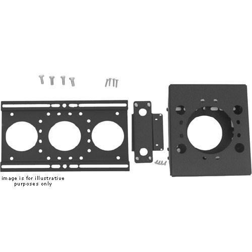 Chief Small Flat Panel Truss Pitch-Adjustable Mount VESA® 75mm/100mm Compliant