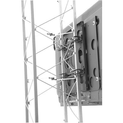 Chief TPSU Universal Flat Panel Fixed Truss & Pole Mount