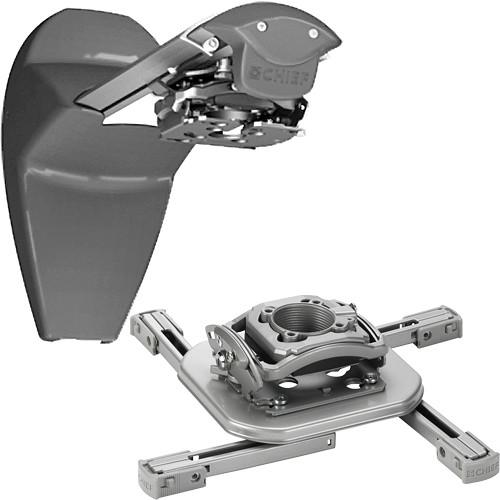 Chief Short Throw Projector Arm/ Mini Elite Mount Kit (Silver)