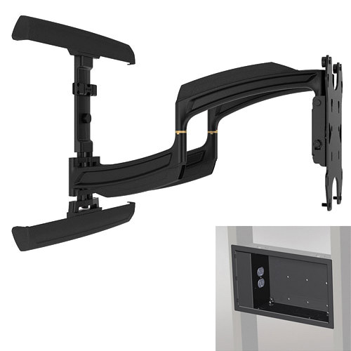Chief Large Thinstall Dual Swing Arm Wall Mount Extension
