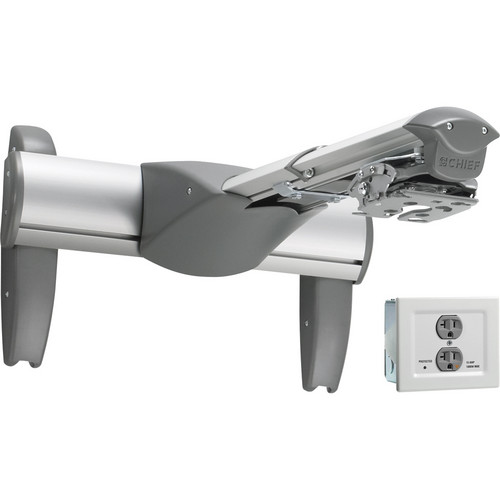 Chief Ultra Short Throw & Universal Projector Mount with Power Conditioner