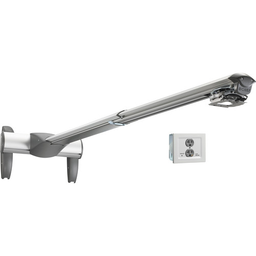 Chief X-Large Short Throw Wall Mount with Power Conditioner