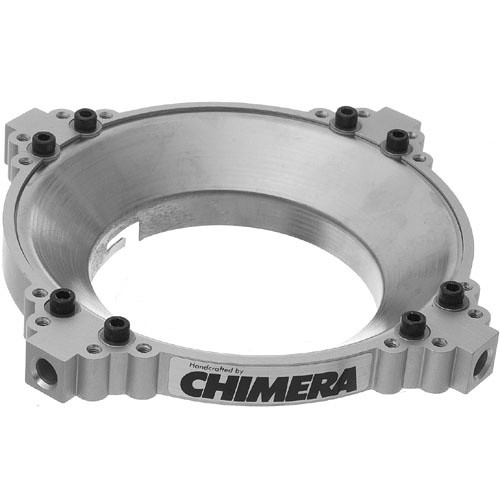 Chimera Speed Ring, Aluminum - for Novatron Bare Tube, M300, M500
