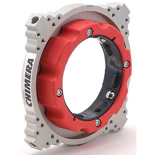 Chimera Speed Ring for Speedotron 202VF, 206VF, Force 5, 10 (Aluminum)