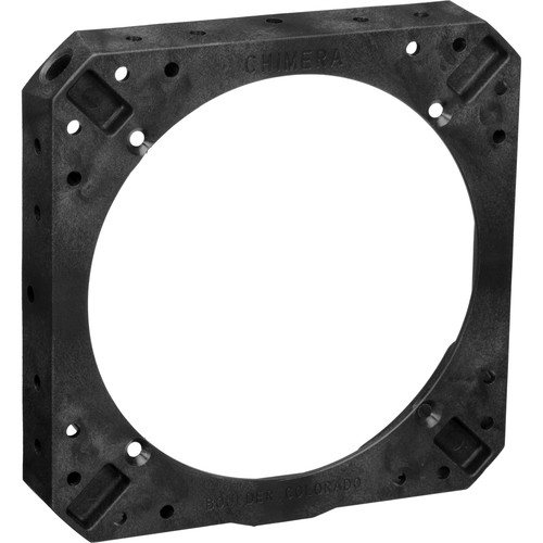 """Chimera Speed Ring, Outer Ring Only 5.9"""" - Composite with 1/4""""-20 Bushing - Requires Flash or Strobe Mounting"""