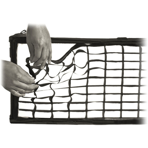 Chimera 30-50° Soft Fabric Grid for Medium Strip Light