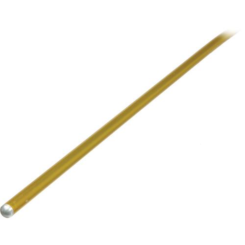 "Chimera Aluminum Regular Pole for Medium Quartz Bank, Super Pro, Pro, Pro II using 6 or 6.2"" Speed Ring - 36.5"""