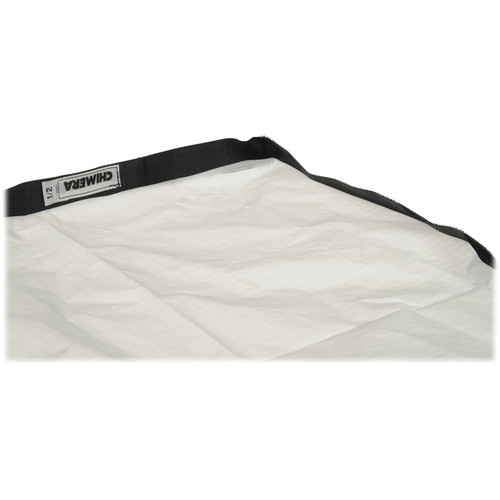 Chimera Screen - Front Diffusion - for Quartz Plus Large - 1/2 Grid Cloth