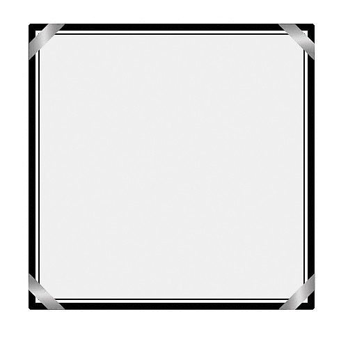 "Chimera Fabric for Frame/Panel Reflectors - 42x72"" - 1/2 Grid Cloth"