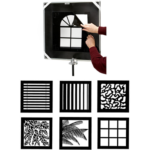 Chimera Window Patterns Kit Series I