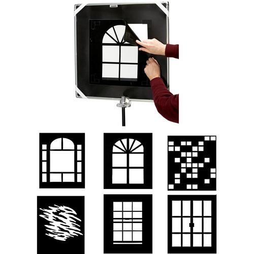 Chimera Window Patterns Kit Series II