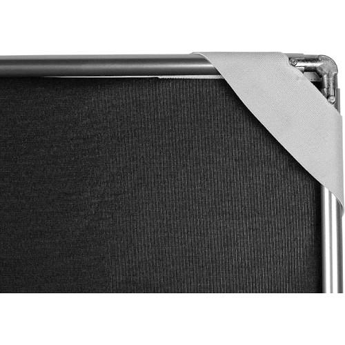 "Chimera Pro Panel Fabric Kit - includes: 72x72"" Aluminum Frame, White/Black, Diffusion Panels, Duffle Case - 72 x 72"""