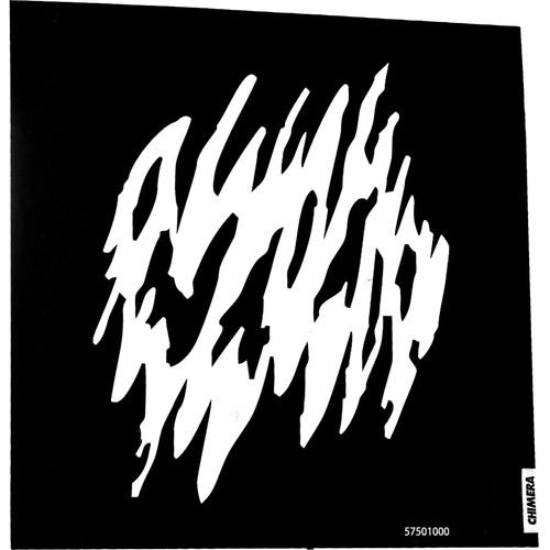 "Chimera Window Pattern for 24 x 24"" Frame (Sun Scratch)"
