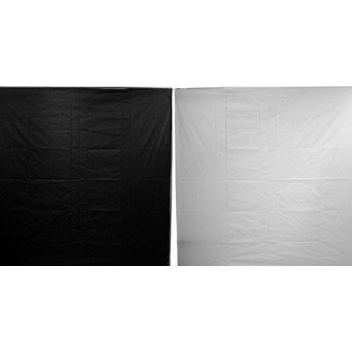 Chimera Silver/Black Fabric