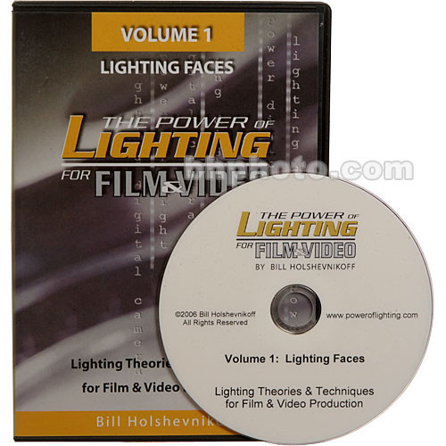 Chimera DVD: Lighting Faces, Volume 1
