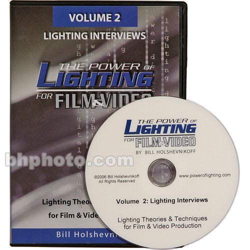 Chimera DVD: Lighting Interviews, Volume 2
