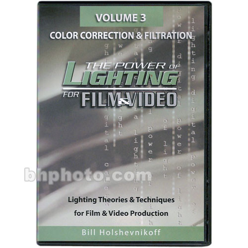 Chimera DVD: Color Correction and Filtration