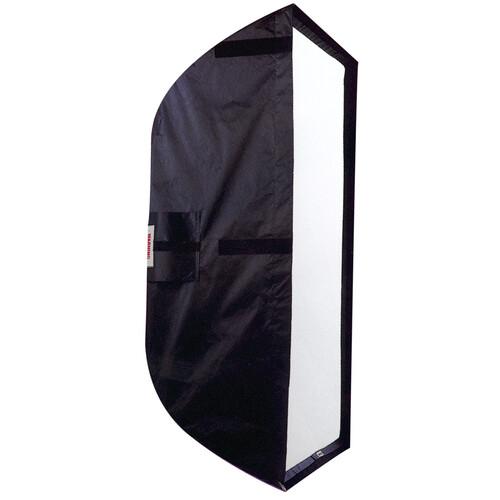 "Chimera Shallow Video Plus Softbox with Silver Interior - Small - 24x32x13"" (60x80x33cm)"