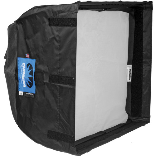 """Chimera Video Pro Plus XX Small Softbox, Silver Interior (12 x 16"""")"""