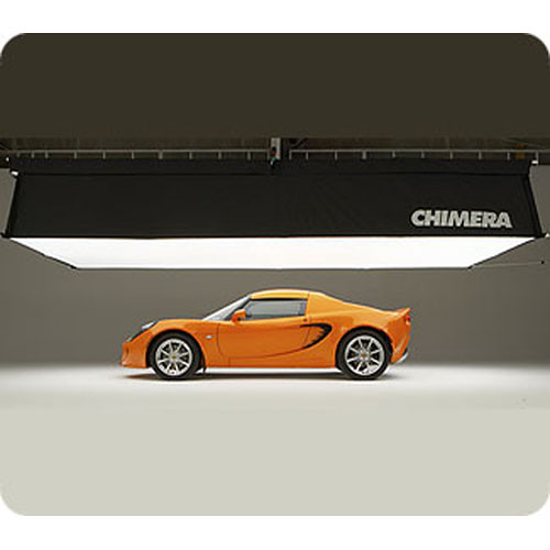 Chimera F2X 5 x 10' Light Bank & Triolet Light Kit (120VAC)