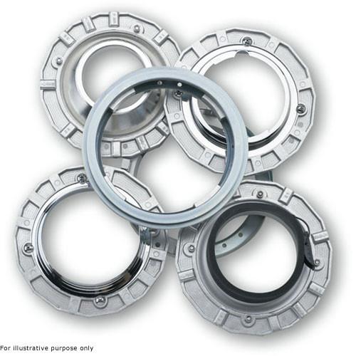 "Chimera Speed Ring for Quartz & Daylite Banks - for Arri 2500AD, Mole Richardson HMI 2.5K Fresnel, Senior 5K, Strand Supernova (US) 2.5/4K - Circular 15-1/2""s"