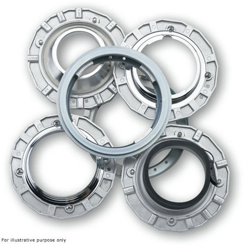"Chimera Speed Ring for Quartz, Daylite Banks, for Leonetti Sunray 6K SE Par, LTM Cinepar 6K & 12K Lights - Circular 19-5/8"""