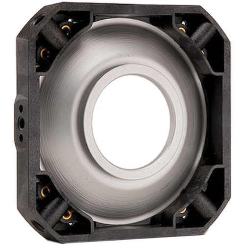 "Chimera Speed Ring for Video Pro Bank for Arri Plus 150, Dedolight, LTM Pepper 100, 24W HMI, Mole-Richardson Tiny 200 & Inbetweenie 200 - Circular 3"""